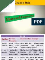 3. Citation Style