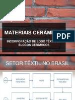 Apresentação Materiais de Construção Civil A