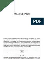 MacroeTapas