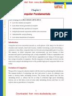 NCERT Class 11 Computer Science Computer Fundamentals.pdf