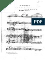 Pages From G. Puccini - MANON L. - Intermezzo - Oboi & C. Inglese