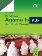 Kelas 10 SMA Pendidikan Agama Islam