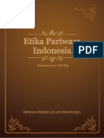 Etika Pariwara Indonesia