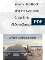 Webcast Car Hacking