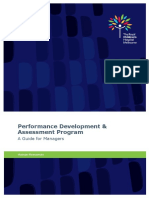 PDAP a Guide for Managers