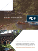 Mayofest Brand Proposal