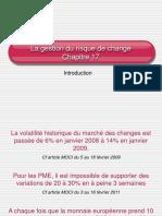 Chap 17 La Gestion Du Risque de Change