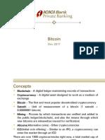 Bitcoin - A Brief