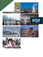 contaminacion tipos