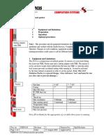FRP0104 CLT Tieback Packer Procedure