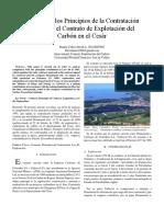 Paper Contrato 078-88 Carbocol y Drummond