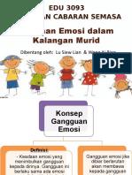 EDU 3093 Kuliah Bab 3