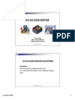 Chapter 4 Dc-dc Converter 2017