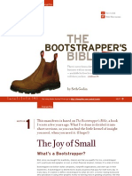The Boots­trap­per Bible