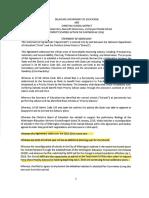 DOE-Christina School District Statement of Agreement 3-4-2016