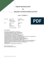 068_Att. 4_Operating Instruction Hoisting Gear ELK-8000kg-ABUS