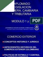 Modulo 1 y 2 Aspectos Generales y Requisitos Para Importación