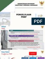 3. Pengelolaan PNBP