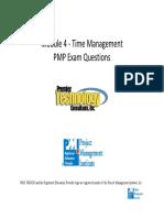 Module 4 Time Management