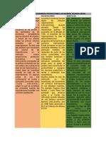 Plan de Mecanismos Protectores de Normas Arancelarias