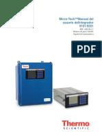 Ramsey Micro-Tech 9101_9201 User Manual Spanish
