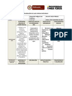 Planeación de Clase Ciencias Naturales