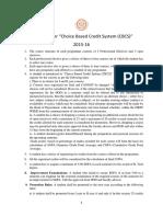 CBCS Procedure 26Aug2015