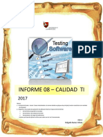 CALIDAD _ Informe 8