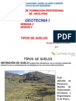 3 Geotecnia i Tipos de Suelos