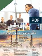 Management Consultant Brochure