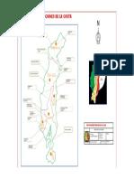 Mapa Ubicacion de Formaciones Costa