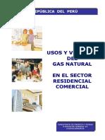 Gas Natural en El Sector Resid-comercial _junio 09