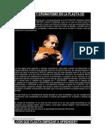 Tonalidades y Cromatismo en La Flauta de Pan