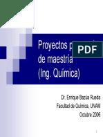Proyecto de Tesis Maestria-Caract. Crudo Mx