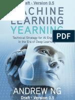 Machine Learning Yearning v0-5
