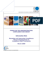 Compliance Model OECD
