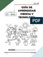 Guía Ciencia y Tec. - Iiib
