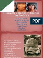 Principales Grupos Indigenas de America