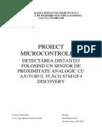 Proiect Microcontrolere