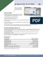 POLAR Productsheet 137