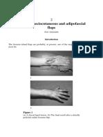 Pedicled Fasciocutaneous and Adipofascial Flaps