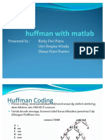 77439938 Coding Decoding Huffman With Matlab