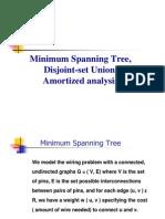 Min Spanning Tree