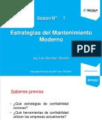 PPT 1. Estrategias del mantenimiento. Confiabilidad Operacional.pdf