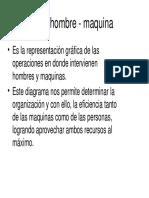 D0402d01 Hombre Maquina