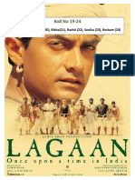 Lagaan Final Report