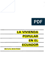 Ruiz, S. (1987) - La Vivienda Popular en El Ecuador (OCR) (L)