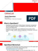 Oracle OpenStack Overview