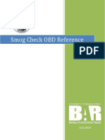 Smog Check OBD Reference Guide