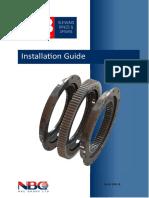 Cat 2015 2E QCB Slew Ring Installation Guide